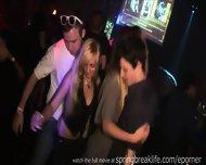Grindin Dancin Up Skirt Clubbin - scene 10