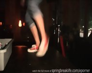 Grindin Dancin Up Skirt Clubbin - scene 11