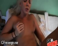 Wet Blowjob From A Hot Darling - scene 2