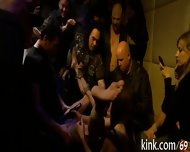 Babes Rough Group Humiliation - scene 6