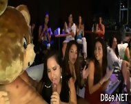 Sensual And Wild Stripper Party - scene 8