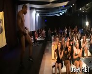 Sensual And Wild Stripper Party - scene 4