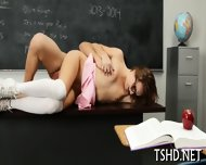 Posh Schoolgirl Gets Cock - scene 9