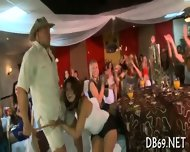 Raunchy Striptease Party - scene 8