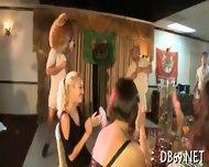 Raunchy Striptease Party - scene 11