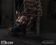 Stepping Into A Body Bag - scene 1