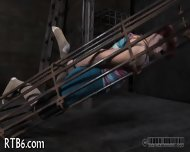 Stepping Into A Body Bag - scene 6