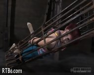 Stepping Into A Body Bag - scene 7