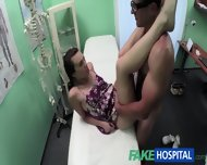 Doctor And Nurse Take Care Of Sexy Patient - scene 1