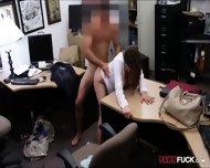 Foxy Business Lady Fucked By Pawnkeeper Inside The Office - scene 10