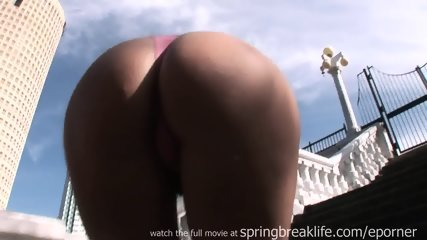 Getting Naked Downtown - scene 8