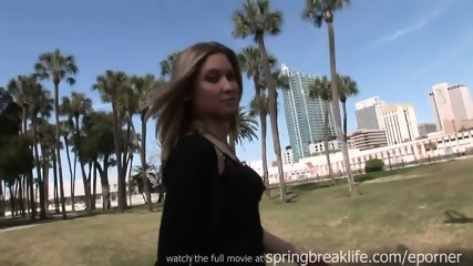Getting Naked Downtown - scene 3