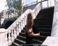 Getting Naked Downtown - scene 7