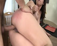 Nice Fuck On Table - scene 9