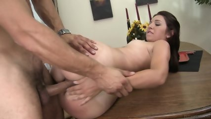 Nice Fuck On Table - scene 11