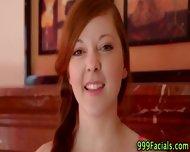 Cock Sucking Redhead - scene 2