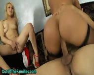 Step Milf And Teen Fuck - scene 1