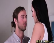 Cum Swallowing Milf Sucks - scene 4