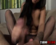 Euro Step Teen Footjob - scene 12