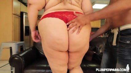 Fat Lady Gets Rammed Hard - scene 6