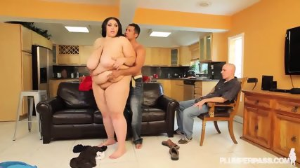 Fat Lady Gets Rammed Hard - scene 7