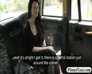 Kinky Amateur Tricked By Fraud Driver Then Got Fucked In The Cab - scene 1