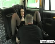 Kinky Amateur Tricked By Fraud Driver Then Got Fucked In The Cab - scene 10