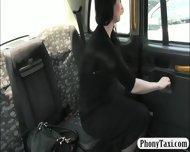 Kinky Amateur Tricked By Fraud Driver Then Got Fucked In The Cab - scene 3
