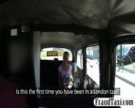 Sexy Customer Pounded With Fraud Driver For A Free Fare - scene 2