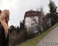 Czech Girl Was Convinced To Get Fucked In Exchange For Money - scene 1
