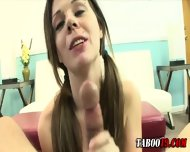 Fingered Step Sis Teen - scene 8