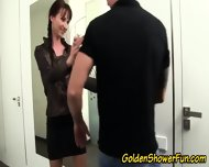 Urine Soaked Slut Creamed - scene 1