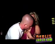 Public Street Fucking Euro Couple - scene 8