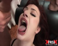 Gang Bang For Italian Whore - scene 8