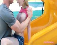 Tight Blonde Teen Babe Skylar Green Sucks Off And Screwed Up - scene 2