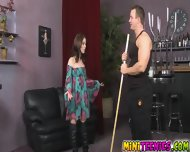 Jessie Palmer Got Bang Hard By A Bouncer - scene 1