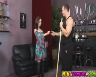 Jessie Palmer Got Bang Hard By A Bouncer - scene 2