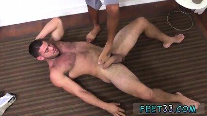 Gay pajama sex video Johnny Hazzard Stomps Ricky Larkin