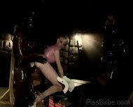 Blonde Hottie Gets Punished By Sadistic Couple In This Bdsm Scene - scene 4