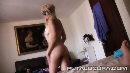 Masked Babe Gets Pounded - scene 1