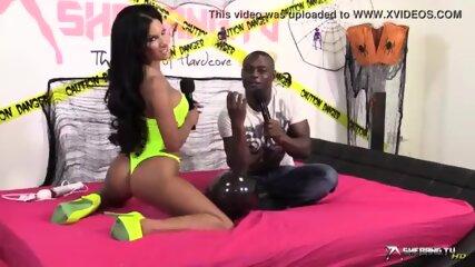 Shebang.TV - Elicia Solis & Antonio Black