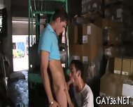 Two Sexual Gays Have Fun - scene 7