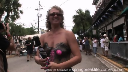 Tits Of All Sizes - Fantasy Fest - scene 9