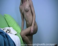 Small Tit Blonde - scene 1