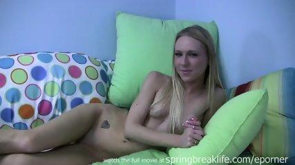 Small Tit Blonde - scene 7