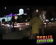 Blonde Blows In Public - scene 2