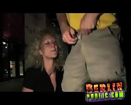 Blonde Blows In Public - scene 7