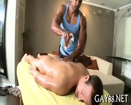 Rubbing That Firm Smooth Body - scene 9