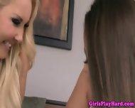 Dani Daniels Lesbian Steamy Lovemaking - scene 2