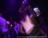 Club Girls Flashing And Up The Skirt - scene 9